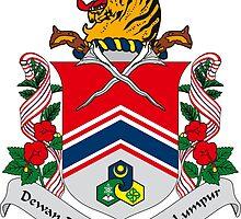 Seal of Kuala Lumpur by abbeyz71