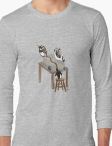 Party Animals Series: The Penguins Long Sleeve T-Shirt