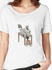 Party Animals Series: The Penguins Women's Relaxed Fit T-Shirt