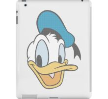 Donald Duck dot pattern iPad Case/Skin