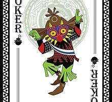 Skull Kid - Hylian Court Legend of Zelda by sorenkalla