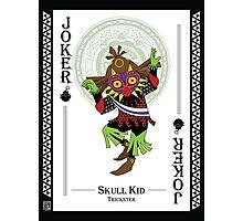 Skull Kid - Hylian Court Legend of Zelda Photographic Print
