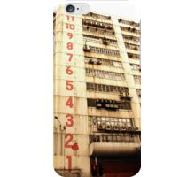 On a Dozen Different Levels iPhone Case/Skin