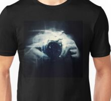 Hands and Light in Photography Unisex T-Shirt