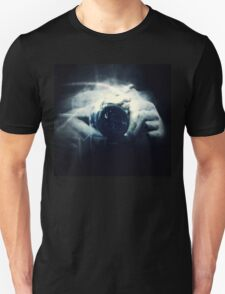 Hands and Light in Photography T-Shirt