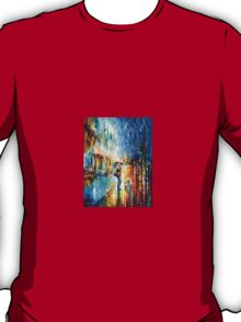 Stroll With A Friend — Buy Now Link - www.etsy.com/listing/175664604 T-Shirt