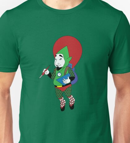 Tingle - Hylian Court Legend of Zelda Unisex T-Shirt