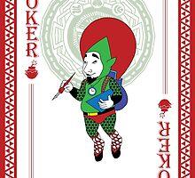 Tingle - Hylian Court Legend of Zelda by sorenkalla