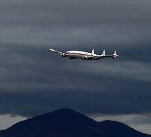 """Connie"" Lockheed Super Constellation - Australian International Airshow 09 by Bev Pascoe"
