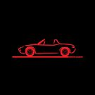 Porsche 914 Red by Frank Schuster
