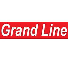 Grand Line Box Logo by ZipGod