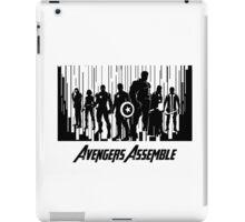 Avengers Assemble iPad Case/Skin