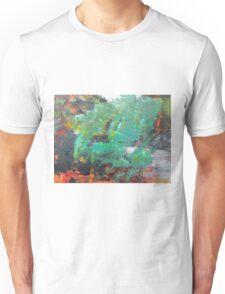 """""""Tranquility"""" Expressive Acrylic landscape Unisex T-Shirt"""