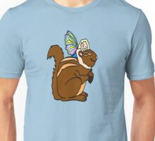Faerie and Squirrel Unisex T-Shirt