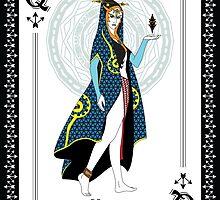 Midna - Hylian Court Legend of Zelda by sorenkalla