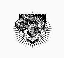 monster truck shield T-Shirt