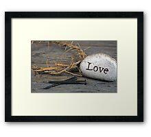 Amazing Love Framed Print