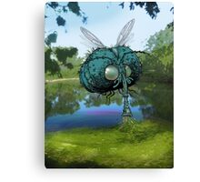 The Mournfly. Canvas Print