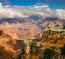 South Rim, Grand Canyon National Park, Arizona, USA by Daniel H Chui