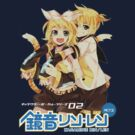 Rin and Len Kagamine - Vocaloid by PinkiexDash