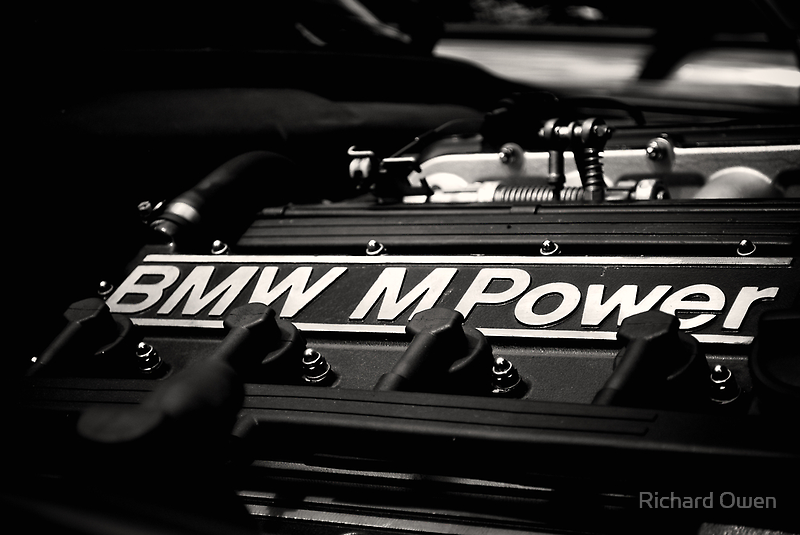 BMW M Power by Richard Owen