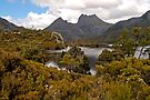CRADLE MOUNTAIN by Raoul Madden