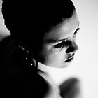 Portrait in Natural Light  by Rosina  Lamberti