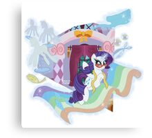 Rarity: Sewing Is Magic Canvas Print