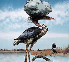 The Atlas Crane. by John Gieg