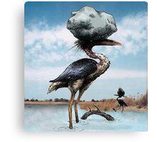 The Atlas Crane. Canvas Print