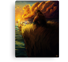 Fantasia Canvas Print