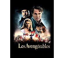 Les Avengerables Photographic Print