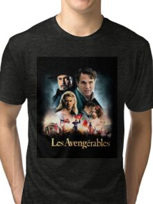Les Avengerables Tri-blend T-Shirt