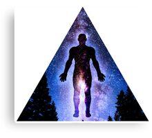 Stellar Unity Canvas Print