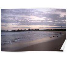 Landscapes: Barrack Point IV Headlands Poster
