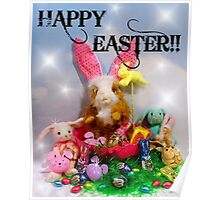 Rhinos Excellent Easter!! Poster