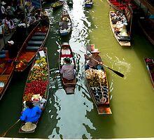 floating market by robertagiovedi