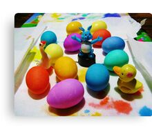 Another Eminently Successful Easter Eve! Canvas Print