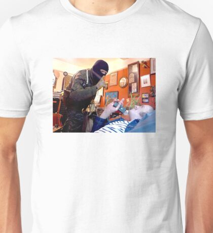 Ebo and Wags Unisex T-Shirt