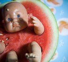 Melon Head #2 by Michael Douglass