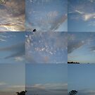 Sky Quilt by KazM