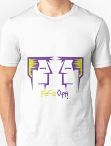 Face Off! Unisex T-Shirt