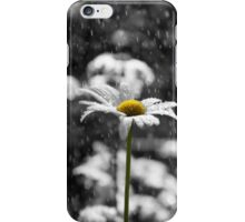 Sunny Disposition Despite Showers iPhone Case/Skin