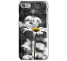 Sunny Disposition Despite Showers iPhone Case/Skin