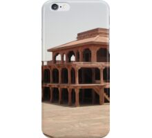 Summer palace iPhone Case/Skin