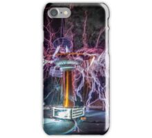 Electric Spider iPhone Case/Skin
