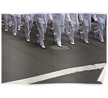 Marching Poster
