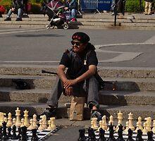 Chess, Anyone? by EricFalk