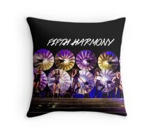 Fifth Harmony Performing 2.0 Throw Pillow