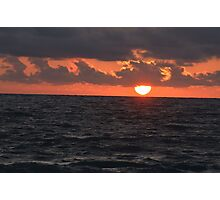 Sunset Captiva #1 Photographic Print